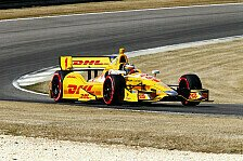 IndyCar - Krimi im Barber Motorsports Park: Hunter-Reay siegt in Alabama