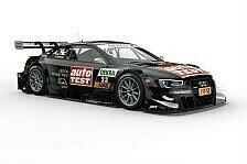 DTM - Die Audi Fahrzeuge 2013