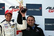 Mehr Motorsport - Karthikeyan abgeschossen: Bacheta holt ersten Sieg