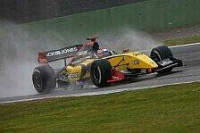 WS by Renault - Da Costa strafversetzt: Magnussen holt Aragon-Pole