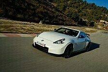 Auto - St�rkster Z mit Stra�enzulassung: Nissan 370Z Nismo ab sofort bestellbar