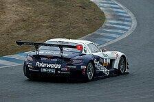 ADAC GT Masters - Mercedes er�ffnet GT Masters-Saison mit Tagesbestzeit: Test-Bestzeit f�r SLS AMG von Polarweiss Racing