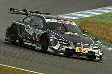 DTM - BMW wieder am schnellsten: Hockenheim-Test, Tag 3: Hand an der Spitze