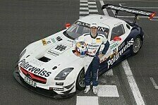ADAC GT Masters - Reinrassiger Sportwagen: G�tz: Mission Titelverteidigung im Mercedes SLS