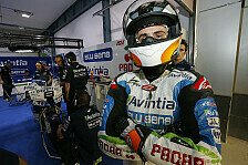 MotoGP - Aoyama nach dem Qualifying ver�rgert: Probleme bei Avintia