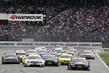 DTM - Alles zum Rennen in Hockenheim in der �bersicht: Die Infos zum Renn-Sonntag