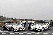 ADAC GT Masters - Premiere f�r neu aufgestelltes Team: Polarweiss Racing startklar f�r neue Saison