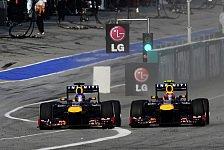 Formel 1 - Horner verrät: Vettels Multi-21-Eklat war Vergeltung