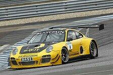 ADAC GT Masters - Engelhart/Armindo auf Titeljagd: Sch�tz Motorsport will angreifen