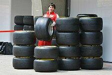 Formel 1 - Auf einmal drei Sekunden langsamer: Panis: Reifen bewirken Teamorder