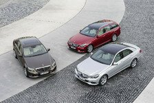 Auto - Fr�hling bei Mercedes: Showtime f�r neue Mercedes-Modelle