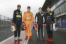 ADAC GT Masters - Asch/Stoll und Dobitsch/Patel fahren für MS Racing