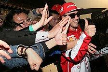 Formel 1 - Er dreht die Dinge wie er will: Blog - Alonsos Gl�ck