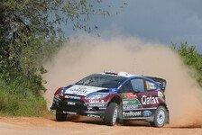 WRC - Ich habe es versaut: �stberg: Aufschrieb am Ausfall schuld
