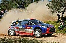 WRC - Recce und Rallye zusammenf�gen: Kubica von sich selbst �berrascht