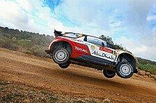 WRC - N�chster Favorit aus der Rallye: Sordo in Portugal ausgeschieden