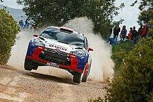 WRC - Unterschiede zwischen F1 und WRC: Loeb: Kubica ist schneller als R�ikk�nen