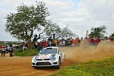 WRC - Citroen-Duo jagt VW-Star: Argentinien-Auftakt: Ogier sticht Loeb aus