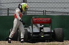 Formel 1 - Button erwartet guten Kampf mit drei Stopps: Perez verwundert: Leute zahlen & sehen nichts?