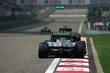 Formel 1 - Wackliger Silberpfeil: Best�tigt: Stabilisator-Bruch bei Rosberg