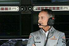 Formel 1 - Mercedes st�rker als Red Bull: Mercedes f�r Whitmarsh Favorit 2014