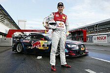 DTM - Bilder: DTM-Test in Hockenheim