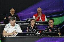Formel 1 - Knackpunkt Kostenkontrolle : RRA: FIA vor dem R�ckzug?