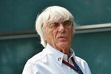 Formel 1 - Er w�rde verschwinden: Bei Schuldspruch: Ende der �ra Ecclestone?