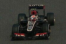 Formel 1 - Haben es erneut nicht hingebracht: Grosjean mit P9 nicht zufrieden