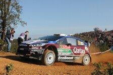 WRC - Hoffnung auf Neustart am Sonntag: Video - Neuville in Portugal drau�en