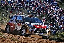 WRC - Diesen Speed lange nicht gesehen: Sordo: Siegkandidat in Argentinien