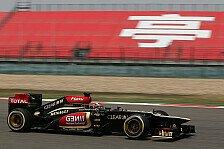 Formel 1 - Mit guten Erinnerungen zur�ck nach Bahrain: Lotus Vorschau: Bahrain GP