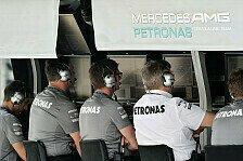 Formel 1 - Alles unter Kontrolle : Wolff: Warum sollte Brawn gehen?