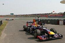 Formel 1 - Ein entt�uschender Tag: Benzindruck-Problem bei Webber: Aus in Q2