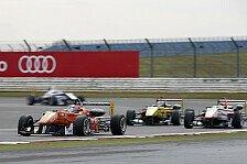Formel 3 EM - Extralob f�r den Neuling: M�cke: Stark auch in der Post-Wehrlein-�ra