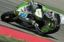 Moto2 - Marino springt bei Forward ein: Corsi muss in Misano aussetzen