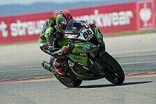 Superbike - Hohe Erwartungen bei Sykes und Baz: Assen sollte der Kawasaki liegen