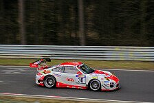 VLN - Frikadelli Racing auf Pole-Position