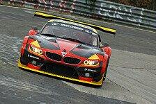 VLN - Kraft, Dynamik & St�rke: Walkenhorst: Spezielles Design am BMW Z4 GT3