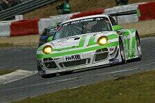 VLN - Toller Einstand am N�rburgring: Pinta Racing startet mit Top-10-Platz