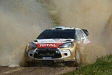 WRC - Schluss mit Nummer zwei: Hirvonen soll in Loebs Fu�stapfen treten