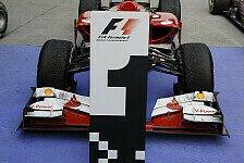 Formel 1 - Erst im Sommer schlauer: Alonso weist Favoritenrolle von sich