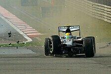 Formel 1 - Das war mein Fehler: Esteban Gutierrez