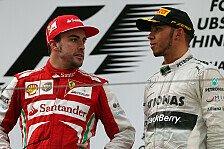 Formel 1 - Vettel nur Vierter: Alonso und Hamilton Spitzenverdiener der F1