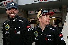 Formel 1 - Wir werden zahlen: Lopez: R�ikk�nen noch nicht vollst�ndig bezahlt
