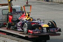 Formel 1 - Horner ahnt Schlimmes: Ausfallorgie beim ersten Rennen?