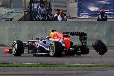 Formel 1 - Automatischer Plattfu�: FIA entwickelt spektakul�res Sicherheitssystem