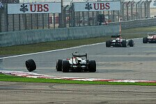 Formel 1 heute vor sieben Jahren: Mark Webber verliert sein Rad