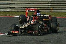Formel 1 - Bilderserie: China GP - Fahrer-Analyse