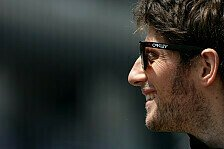 Formel 1 - Fehlendes Selbstvertrauen: Prost: Grosjean hat ein mentales Problem